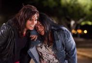 Shai Pittman as 'Karen', Pauline Whyman as 'Skinny': photographer Sam Oster
