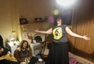 Betty Sumner as 'Anita': photographer Sam Oster