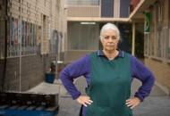 Marcia Langton as 'Lois': photographer James Geurts