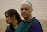 Shai Pittman as 'Karen', Marcia Langton as 'Lois': photog James Geurts