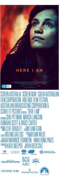 Here I Am key art
